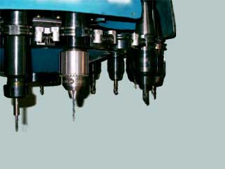 cnc machining tool magazine