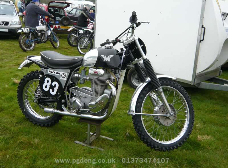 BSA Motorcycles  Vintage BSA Motocross Bikes amp Parts